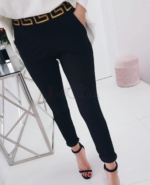 Čierne štýlové nohavice-228035-31