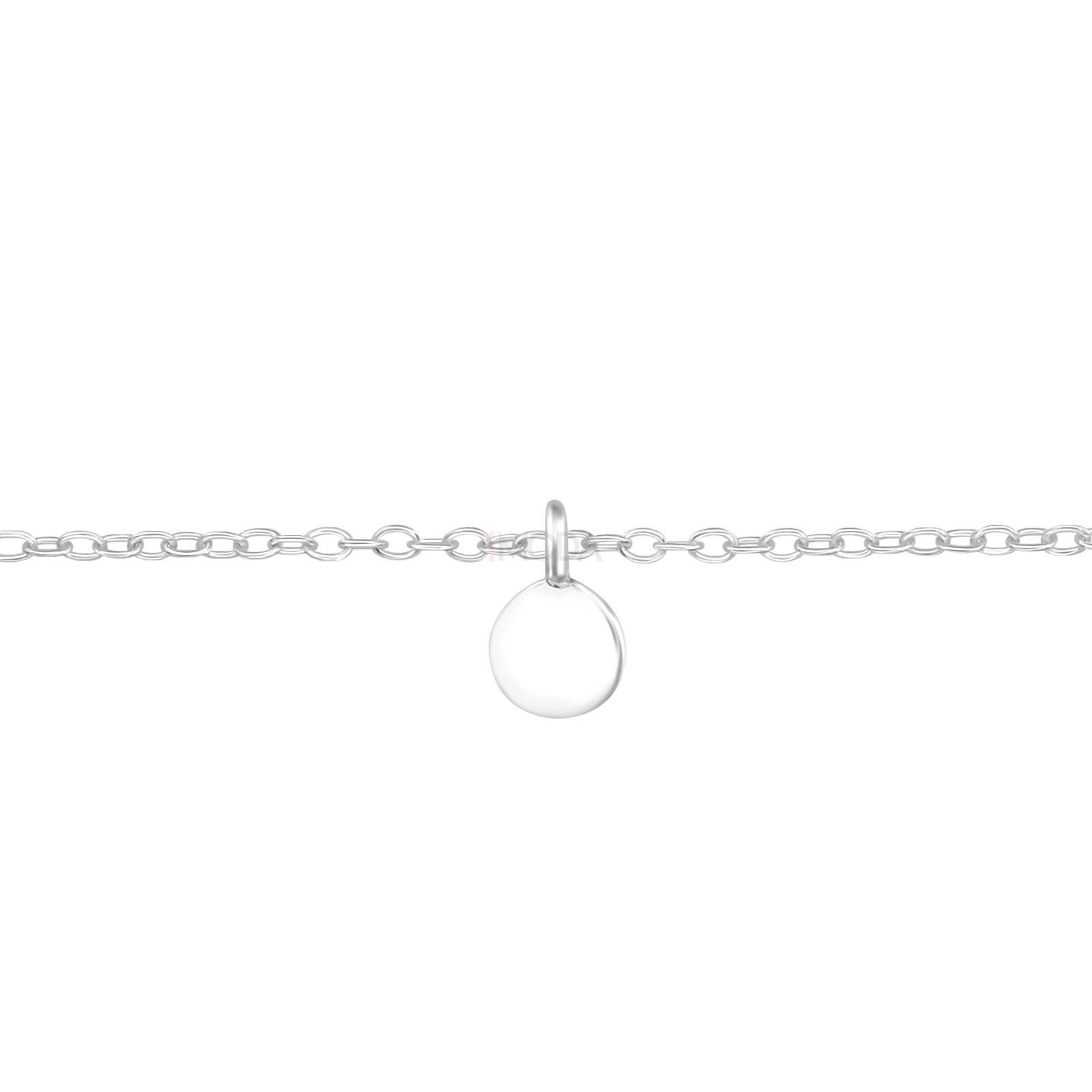 Strieborný náramok-232009-33