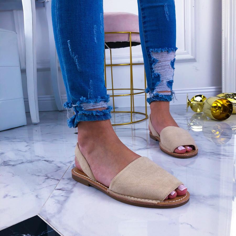 Béžové sandálky-209598-31