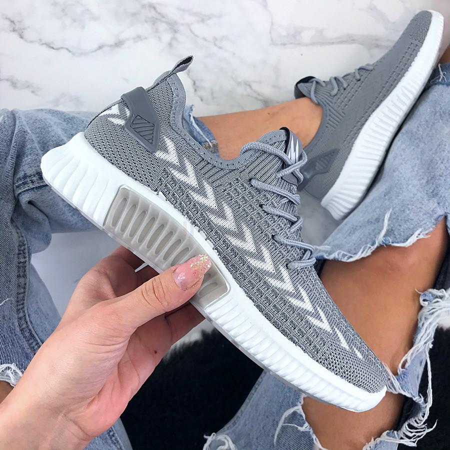 Sivé textilné tenisky-200500-31