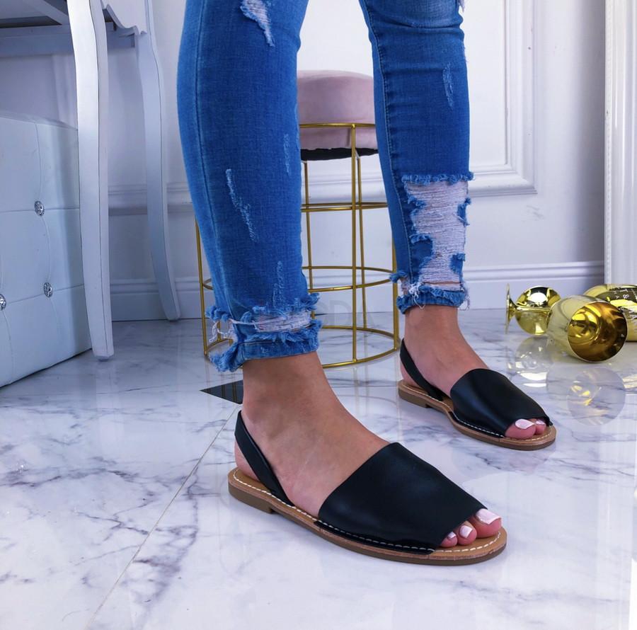Čierne sandálky-209655-34