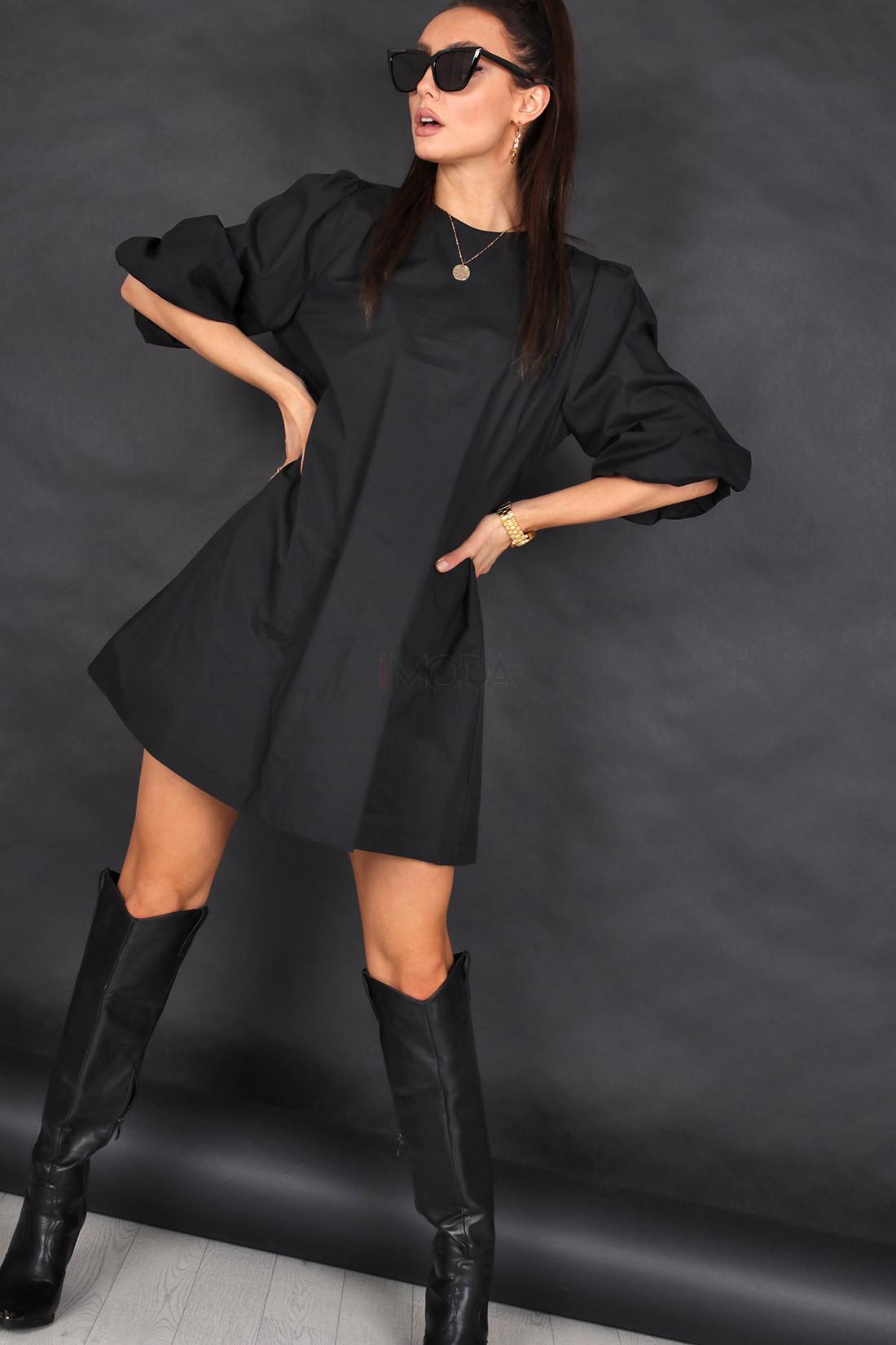 Čierne trendy šaty-236574-31