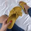 Žlté  korkové šľapky