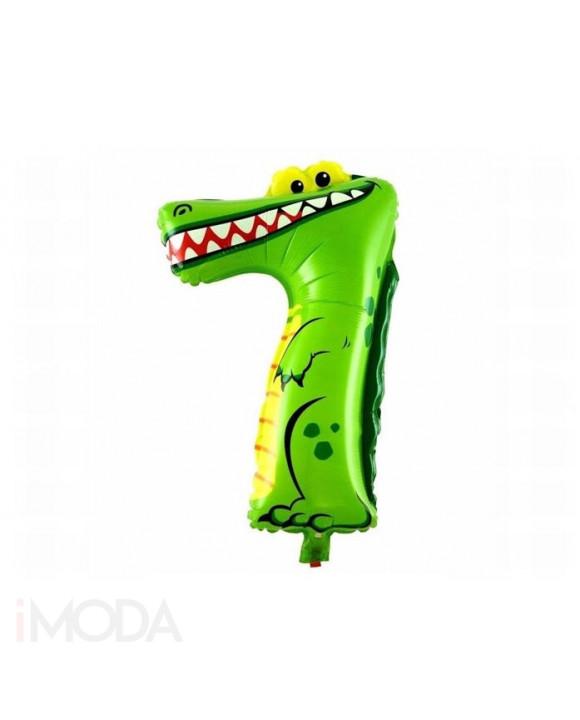 Detský balón 7 krokodíl
