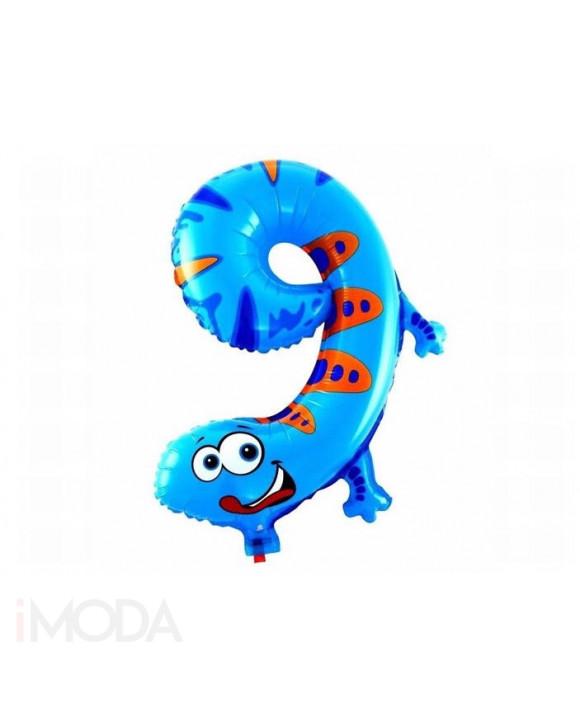 Detský balón 9 jašterica