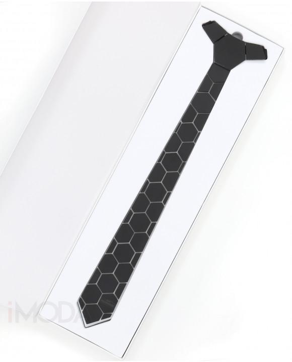 Kravata Black Hive-182089-20