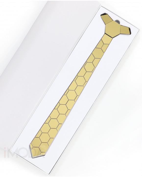 Kravata Gold Hive-182090-20