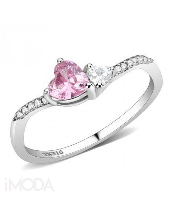 Dámsky oceľový prsteň-214798-20