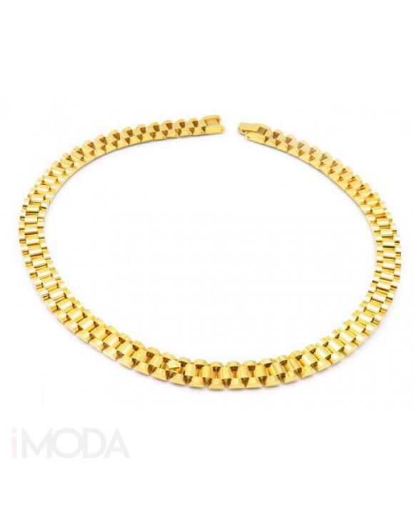 Pozlátený náhrdelník-196624-20