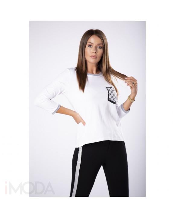 Biele tričko s potlačou-216224-20