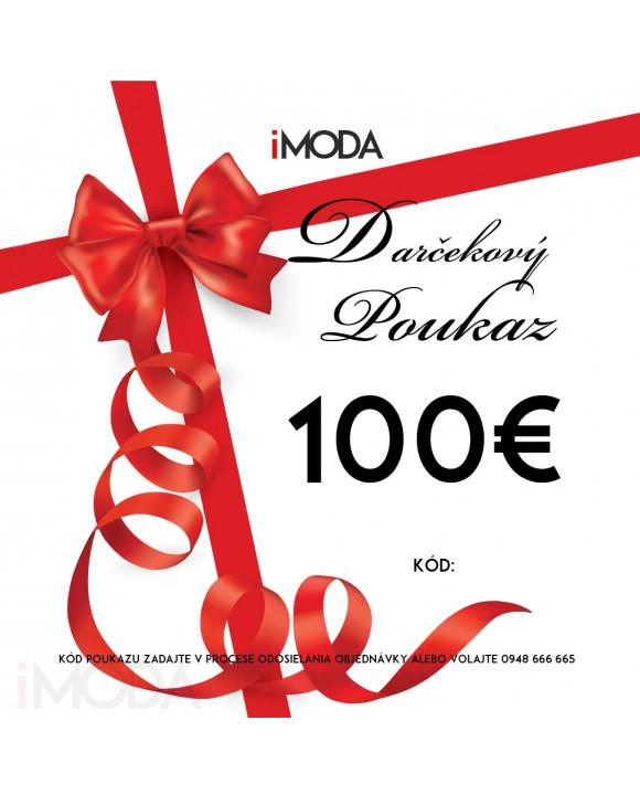 Darčekový poukaz 100