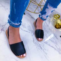 Čierne sandálky-209655-04