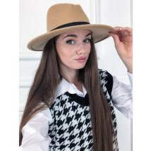 Hnedý dámsky klobúk-225249-01