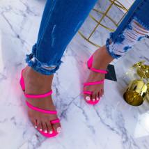 Neónovo-ružové sandálky-210929-02