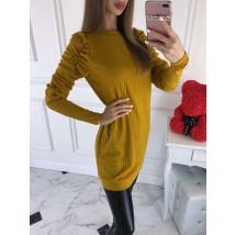 Dámske žlté šaty-195750-05