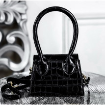 Čierna mini kabelka-225395-06