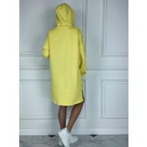 Žlté oversize šaty-225823-04