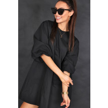 Čierne trendy šaty-236574-01